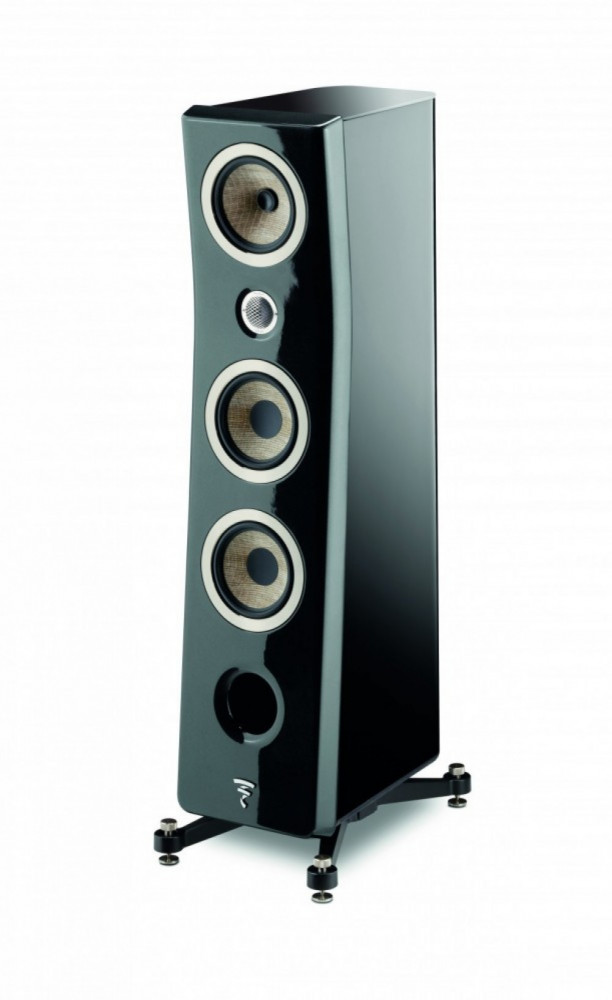 Focal Kanta No.2 Black / Black High Gloss