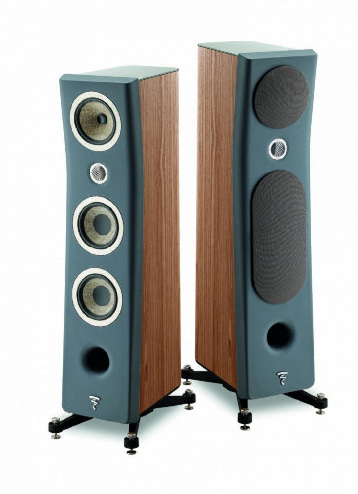Focal Kanta No.2 Walnut / Dark Grey